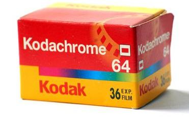 Mama, please don't take my Kodachrome away!